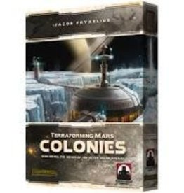 Stronghold Games Terraforming Mars Colonies