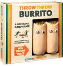 Exploding Kittens Throw Throw Burrito