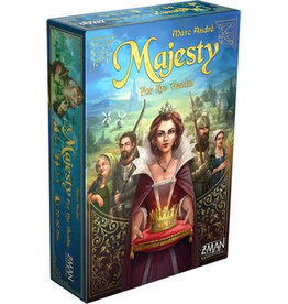 Asmodee Majesty: For the Realm