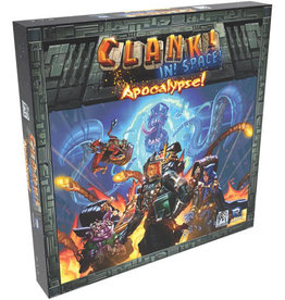 Renegade Clank!: In Space!: Apocalypse!