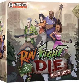 Grey Fox Games Run Fight or Die Reloaded