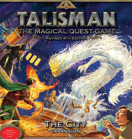 Fantasy Flight Talisman: The City Expansion (4th Edition)