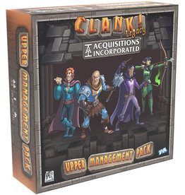 Renegade Clank! Legacy Acquisitions Incorporated Upper Management Pack