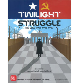GMT Twilight Struggle: The Cold War, 1945-1989