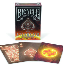 Bicycle Bicycle Playing Cards Stargazer Sunspot