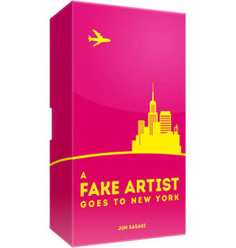 Oink A FAKE ARTIST GOES TO NEW YORK