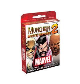 Steve Jackson Games MUNCHKIN: MARVEL EDITION 2 - MYSTIC MAYHEM