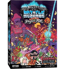 Cryptozoic Epic Spell Wars 4 Panic at the Pleasure Palace