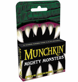 Steve Jackson Games MUNCHKIN: MIGHTY MONSTERS