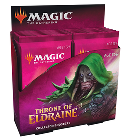 Wizards of the Coast Magic the Gathering Throne of Eldraine Collector BD
