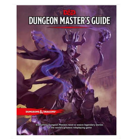 Wizards of the Coast DUNGEONS AND DRAGONS 5E: DUNGEON MASTERS GUIDE