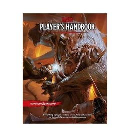 Dungeons & Dragons Dungeons and Dragons NEXT Player's Handbook