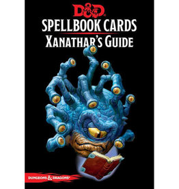 Dungeons and Dragons RPG: Spellbook Cards - Xanathar's Guide Deck (95 cards)