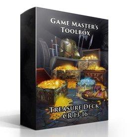 Game Masters Toolbox: Treasure Deck CR 13-16