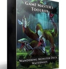 Game Masters Toolbox: Wandering Monster Deck - Waterways