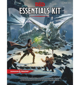 Dungeons & Dragons DUNGEONS AND DRAGONS ESSENTIALS KIT