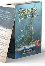 Game Masters Toolbox: Objects of Intrigue - Waterways