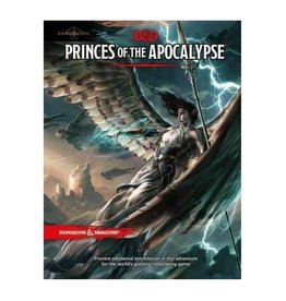 Dungeons & Dragons Dungeons and Dragons RPG: Elemental Evil - Princes of the Apocalypse