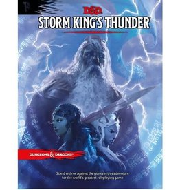 Dungeons & Dragons Dungeons and Dragons RPG: Storm King`s Thunder