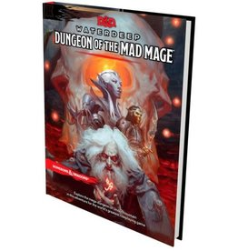 Dungeons & Dragons Dungeons and Dragons RPG: Waterdeep - Dungeon of the Mad Mage