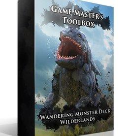 Game Masters Toolbox: Wandering Monster Deck - Wilderlands