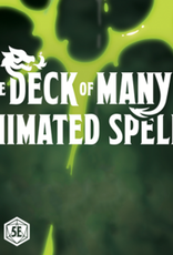 The Deck of Many Animated Spells: Level 5, Volume 1