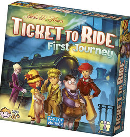 Ticket to Ride: First Journey North America