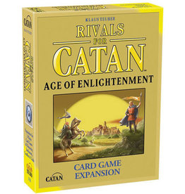 Mayfair Catan: Rivals for Catan - Age of Enlightenment Expansion (Revised)