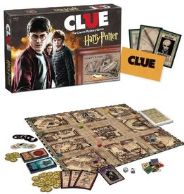 USAopoly CLUE: HARRY POTTER