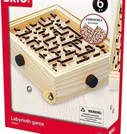 Schylling Brio Wooden Labyrinth Game