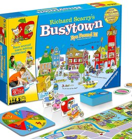 Wonder Forge Richard Scarry Busy Town Eye Found It.