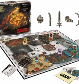 USAopoly Clue Dungeons and Dragons