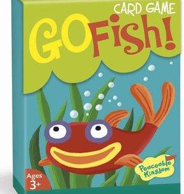 Peacable Kingdom Go Fish Peacable Kingdom Card Game