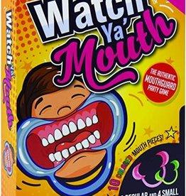 Buffalo Watch Ya Mouth