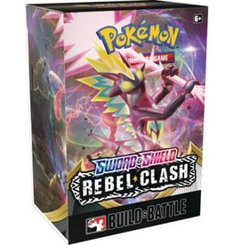 Pokemon CCG Pokemon Rebel Clash Build N' Battle Pack