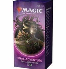 Magic the Gathering: Challenger Deck 2020: Final Adventure (Black, Green)