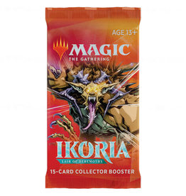 Magic: The Gathering CCG MAGIC THE GATHERING: IKORIA: LAIR OF BEHEMOTHS COLLECTOR Booster Pack