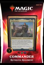 Magic: The Gathering CCG MAGIC THE GATHERING: IKORIA: LAIR OF BEHEMOTHS COMMANDER Deck: Ruthless Regiment