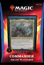 Magic: The Gathering CCG MAGIC THE GATHERING: IKORIA: LAIR OF BEHEMOTHS COMMANDER Deck: Arcane Maelstrom
