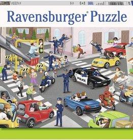Ravensburger Police on Patrol 100pc
