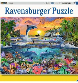 Ravensburger Tropical Paradise 100pc Ravensburger Puzzle