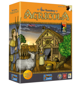 Z-Man Agricola (Revised Edition)
