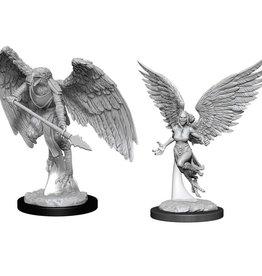 Dungeons & Dragons Nolzur`s Marvelous Unpainted Miniatures: W11 Harpy & Arakocra