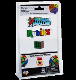 Super Impulse World's Smallest Rubiks Cube