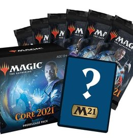 MAGIC THE GATHERING: CORE 2021 PRE-RELEASE-PACK