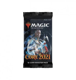Wizards of the Coast Magic the Gathering Core 2021 Booster Pack