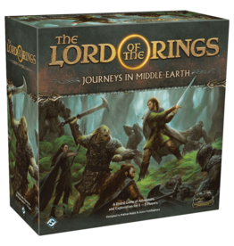 Fantasy Flight The Lord of the Rings: Journeys in Middle-earth