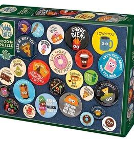 Buttons 1000pc Cobble Hill Puzzle