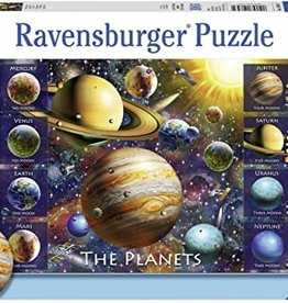 The Planets 100pc Ravensburger Puzzle