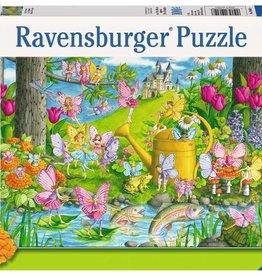 Ravensburger Fairy Playland 100pc Ravensburger Puzzle